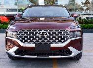 Bán xe Hyundai Santa Fe cao cấp đời 2021, màu đỏ giá 1 tỷ 320 tr tại Gia Lai