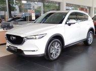 Mazda CX5 Luxury 2021 màu trắng giao liền. Đưa trước 277 triệu + bảo hiểm thân xe + Phụ kiện Mazda giá 849 triệu tại Tp.HCM