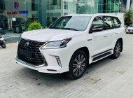 Bán Lexus LX570 MBS 4 chỗ màu trắng, sản xuất 2021, xe giao ngay giá 9 tỷ 900 tr tại Hà Nội
