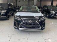 Bán Lexus RX350 nhập Mỹ, màu đen, nội thất nâu da bò, sản xuất 2021, xe giao ngay giá 4 tỷ 600 tr tại Hà Nội