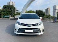 Bán ô tô Toyota Sienna Limited Platinum 3.5 năm 2018, màu trắng, nhập khẩu chính hãng giá 3 tỷ 500 tr tại Hà Nội