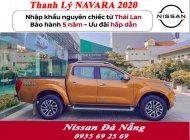 Cần bán Nissan Navara EL 2020, màu nâu, nhập khẩu giá 624 triệu tại Đà Nẵng
