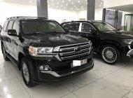 Xe Toyota Land Cruiser 5.7v8 đời 2018, màu đen, nhập khẩu giá 7 tỷ 150 tr tại Hà Nội
