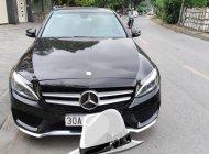 Không gian riêng sành điệu-  Mercedes C200 năm 2015, màu đen giá 880 triệu tại Hà Nội