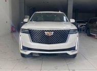 Bán cadillac Escalade ESV Luxury 3.0 máy dầu, model 2022 Nhập Mỹ, màu trắng, xe giao ngay. giá 8 tỷ 180 tr tại Hà Nội