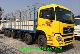 Bán xe tải Dongfeng 5 chân 22 tấn – 22T – 22 tân nhập khẩu thùng dài 9.5m giá 1 tỷ 100 tr tại Tp.HCM
