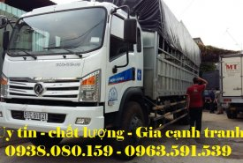 Xe tải DongFeng Trường Giang 9 tấn, 9.6 tấn, 10 tấn giá tốt nhất Miền Nam, Sài Gòn giá 560 triệu tại Tp.HCM