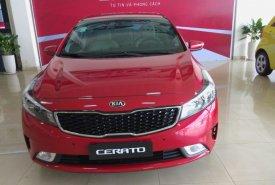 Bán xe Kia Cerato đời 2018, màu đỏ giá 530 triệu tại Tp.HCM