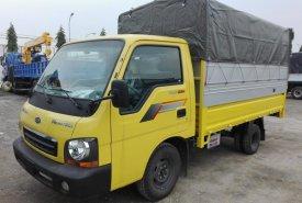 Xe tải Thaco Trường Hải 1,25 tấn thùng kín, giá rẻ tại Hà Nội giá 284 triệu tại Hà Nội