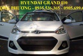 khuyến mãi Hyundai Grand i10 đà nẵng,LH : TRỌNG PHƯƠNG - 0935.536.365, hỗ trợ đăng ký Grab & Uber giá 370 triệu tại Đà Nẵng