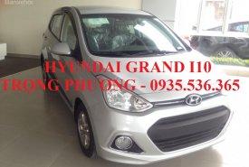 Bán ô tô Hyundai i10 Đà Nẵng, Lh: 0935.536.365 - Trọng Phương, đủ màu, có xe giao ngay giá 370 triệu tại Đà Nẵng