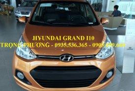Bán ô tô Hyundai i10 Đà Nẵng, LH: Trọng Phương - 0935.536.365, Giao xe tận nhà, hỗ trợ vay 90% xe giá 370 triệu tại Đà Nẵng