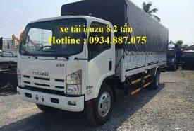 Bán xe tải Isuzu 8T2 (8.2 tấn) thùng dài 7.1m giá tốt nhất giá 740 triệu tại Tp.HCM