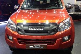 Bán ô tô Isuzu Pick up LS 2.5L 4x2 MT đời 2017, màu đỏ, nhập khẩu chính hãng, 620 triệu giá 620 triệu tại Hà Nội