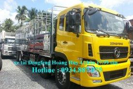 Công ty bán xe tải dongfeng 4 chân YC310 17T9 – 17.9 tấn nhập khẩu giá 1 tỷ 340 tr tại Tp.HCM