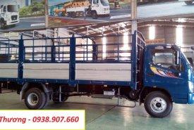 Bán xe tải Thaco Ollin 700B đời 2017, dòng xe tải trung máy dầu bền bỉ, chất lượng ổn định giá 424 triệu tại Tp.HCM
