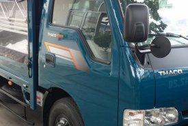 Ngã Tư Bà Điểm bán xe tải Kia tải trọng 2 tấn 4, xe tải 2490kg thùng lửng giá 360 triệu tại Tp.HCM