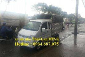 Bán xe tải nhẹ Thái Lan DFSK 850kg - xe tải DFSK 850 kg (8 tạ rưỡi) Thái Lan nhập khẩu giá 185 triệu tại Tp.HCM