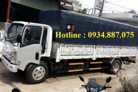 bán xe tải isuzu 8t2 - 8.2 tấn - 8.2 tân nâng tải thùng dài 7.1 mét giá 790 triệu tại Tp.HCM