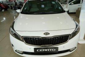 Bán ô tô Kia Cerato đời 2018, màu trắng, 499tr giá 499 triệu tại Tp.HCM