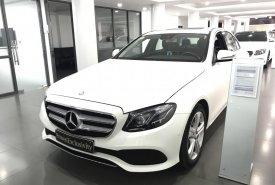 Bán xe Mercedes E250 đời 2017, màu trắng giá 2 tỷ 190 tr tại Hà Nội