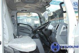Xe Ben Sinotruk tải 6T5, xe ben bán rẻ trả góp, đại lý xe ben Bình Dương giá 310 triệu tại Bình Dương