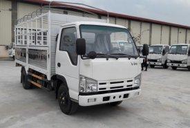 Xe tải Isuzu 3.5 tấn thùng mui bạt giá rẻ, hỗ trợ ngân hàng theo yêu cầu giá 400 triệu tại Tp.HCM