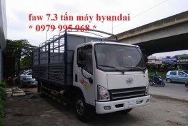 Faw 7,3 tấn động cơ Hyundai, cabin Isuzu. Hotline 0979 995 968 giá 539 triệu tại Hà Nội