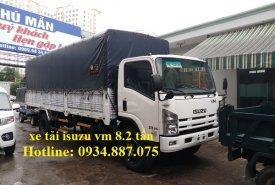 Cần bán xe tải Isuzu 8.2 tấn (8t2) FV129 thùng dài 7.1m lắp ráp trong nước giá 700 triệu tại Tp.HCM