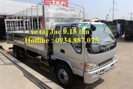 Bán xe JAC 9T1 (9.1 tấn) thùng dài 6.8m trả góp giá 535 triệu tại Tp.HCM