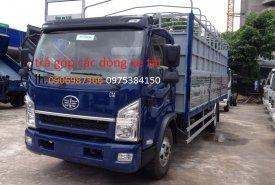 Xe tải Faw 7,3 tấn thùng dài 6,2 mét, động cơ Hyundai giá 590 triệu tại Tp.HCM