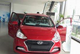 Bán Hyundai Grand i10 1.2MT base Sedan 4 cửa xe 2018, màu đỏ, 350 triệu - Giá giảm khủng. ĐT: 0941.46.22.77 giá 350 triệu tại Đắk Lắk