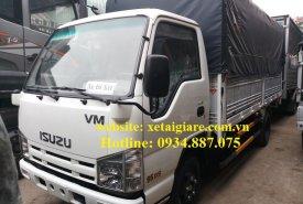Bán xe tải Isuzu 3.49 tấn - 3t49 - 3,49 tấn vm lắp ráp thùng dài 4.3m giá 435 triệu tại Tp.HCM