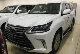Cần bán lại xe Lexus LX 570 đời 2016, màu trắng, nhập khẩu nguyên chiếc, như mới giá 6 tỷ 990 tr tại Hà Nội