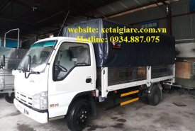 đại lý bán xe tải Isuzu 3t5 - 3T5 - 3.5 tấn thùng dài 4.3m lắp ráp giá 440 triệu tại Tp.HCM