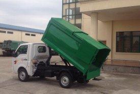 Nơi bán xe chở rác Tata 900kg (3.4 khối), giá tốt nhất, hỗ trợ trả góp lãi suất thấp giá 315 triệu tại Tp.HCM