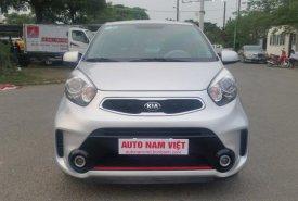 Xe Kia Morning Si 1.25MT sản xuất 2016, màu bạc giá 330 triệu tại Hà Nội