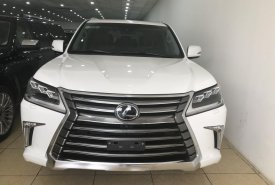Bán Lexus LX570 sản xuất và đăng ký 2016, có hóa đơn Vat, xe siêu đẹp, thuế sang tên 2% giá 7 tỷ 260 tr tại Hà Nội