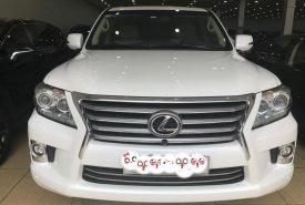 Bán Lexus LX570 sản xuất và đăng ký 2014, nhập mỹ, bản full, xe siêu mới giá 4 tỷ 968 tr tại Hà Nội