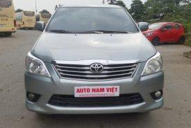 Cần bán gấp Toyota Innova đời 2012, màu ghi giá 505 triệu tại Hà Nội