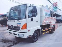 Bán xe ben hino FC tải trọng 5,7 giá rẻ nhất thị trường giá 810 triệu tại Cả nước