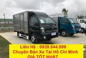 Xe tải Kia Frontier K250 Hồ Chí Minh mới 2018, máy Hyunhdai, 1 tấn 4 và 2 tấn 4 giá tốt nhất  giá 389 triệu tại Tp.HCM