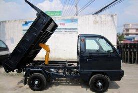 Bán xe ben Suzuki tải trọng 500kg, đời 2018, hỗ trợ trả góp cao, giao xe tận nhà giá 200 triệu tại Tp.HCM