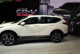 Bán xe Honda CR V L đời 2019, màu trắng, nhập khẩu chính hãng giá 1 tỷ 73 tr tại Hà Nội