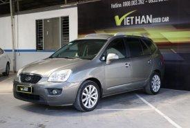 Bán ô tô Kia Carens SX 2.0AT đời 2011, màu xám (ghi) giá 378 triệu tại Tp.HCM