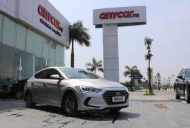 Bán Hyundai Elantra 1.6MT đời 2016, màu bạc giá 524 triệu tại Hà Nội