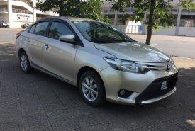 Bán Toyota Vios E 2014, màu vàng, giá tốt giá 415 triệu tại Hà Nội