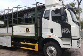Xe tải FAW 7.8 tấn thùng bạt dài 9.7m, hỗ trợ trả góp cao đến 80% giá trị xe, giá tốt giá 835 triệu tại Tp.HCM