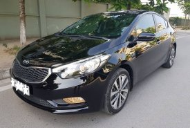 Bán Kia K3 2.0 bản cao cấp sản xuất 2014, màu đen xe cực đẹp giá 548 triệu tại Hà Nội