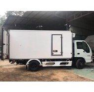 xe tải isuzu 1.9 tấn thùng đông lạnh, bán xe tải isuzu đông lạnh giá 480 triệu tại Tp.HCM